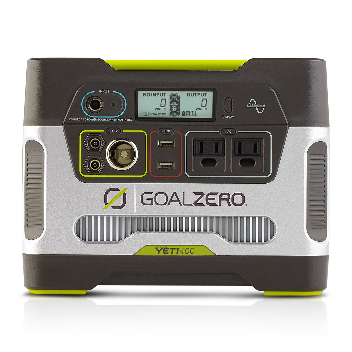 Goal Zero Yeti 400 110V Power Station - Survival Frog