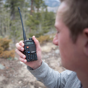 BaoFeng Tech BF-F8HP Ham Radio - Survival Frog