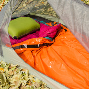 TACT BIVVY® 2.0 EMERGENCY SLEEPING BAG & THERMAL BIVY