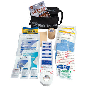 Tactical Field Trauma with QuikClot® First Aid Kit - Survival Frog