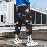 Flame Money Trousers