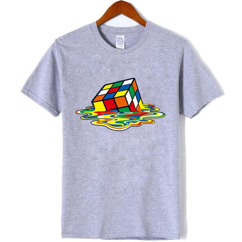 Melted Rubix T-Shirt
