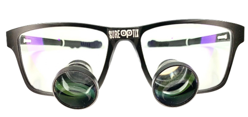 Made for Dentists. Cobra TTL Loupes