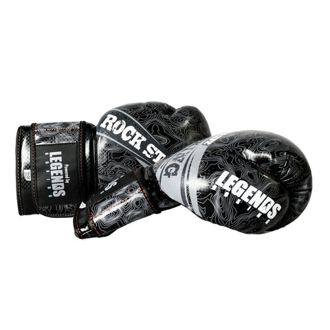 Rock Steady Boxing Glove - Legends Boxing