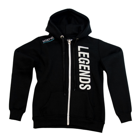 Legends Women's Full Zip Up Fleece Hoodie