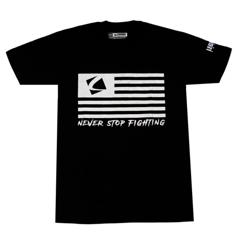 """Never Stop Fighting"" Men's T-Shirt"