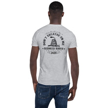 Load image into Gallery viewer, Don't Breathe Short-Sleeve Unisex T-Shirt