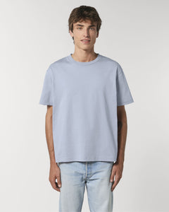 OVERSIZED BRIGHT BLUE T-SHIRT - (WOMEN/MEN)