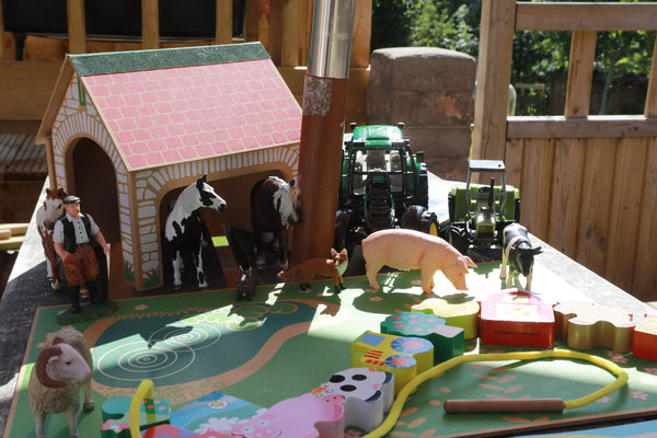 Toy Box Hire - Farm Yard Collection
