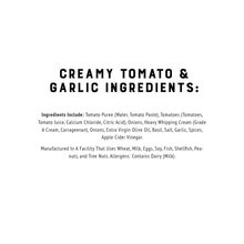 Load image into Gallery viewer, Creamy Tomato & Garlic