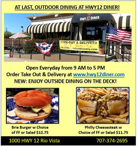 Top Reasons To Visit HWY 12 Diner!