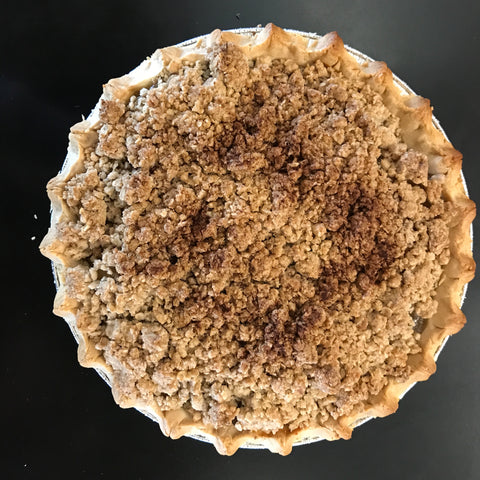 Apple Pie, baked to order