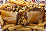 Philly Cheesesteak & Fries or Salad