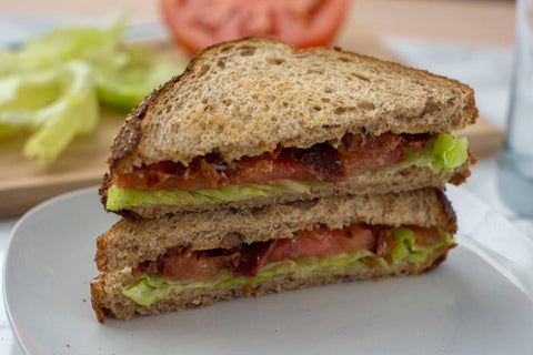 Best Bacon and Tomato Sandwich