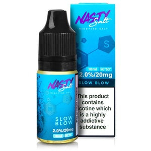 Nasty Juice Nic Salt 20mg