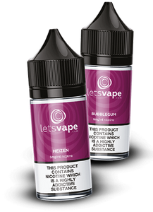 Lets Vape 10ml 4 for £10