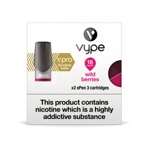 Vype ePen3 VPro Wild Berries 18mg