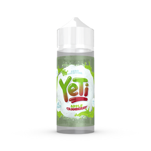Yeti Nic Salt Apple Cranberry 5mg