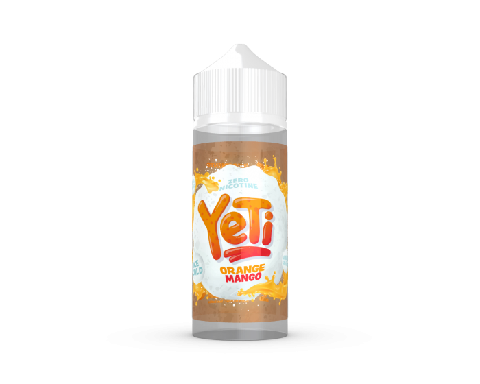 Yeti Nic Salt Orange Mango 5mg