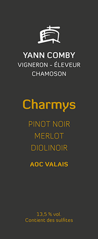 Charmys 2014