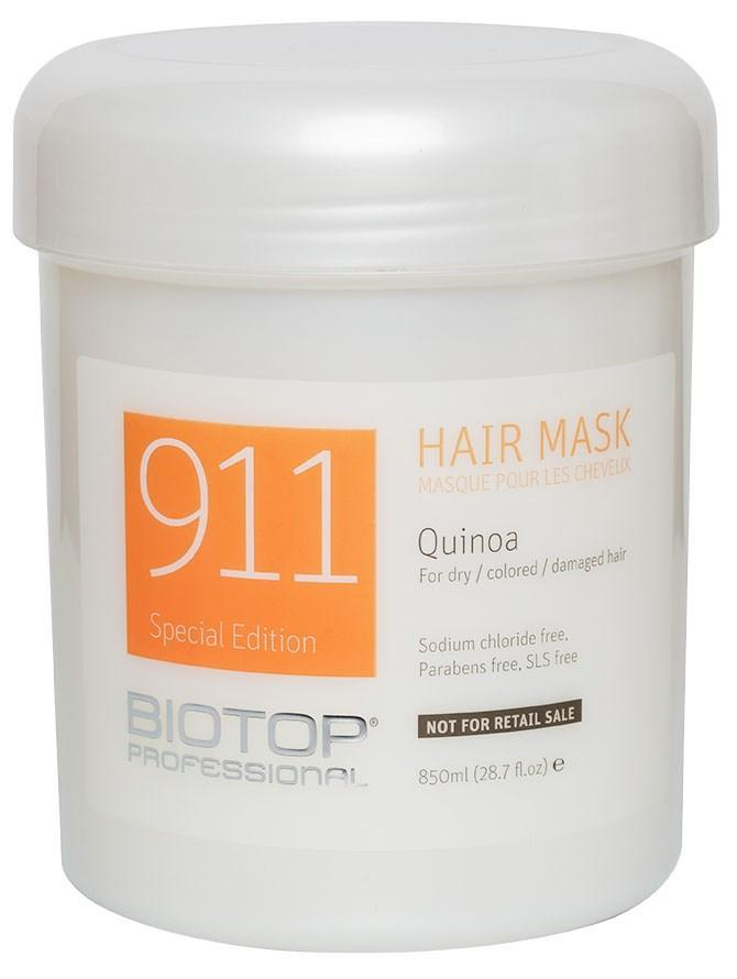 850ml BIO 911 Quinoa Hair Mask