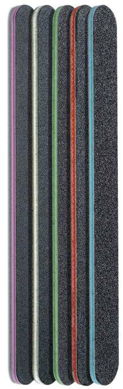 SILKLINE Hygienic Disposable Cushion File 180/180 Grit