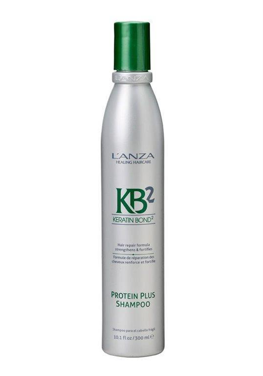 300ml Lanza KB2 Protein Plus Shampoo