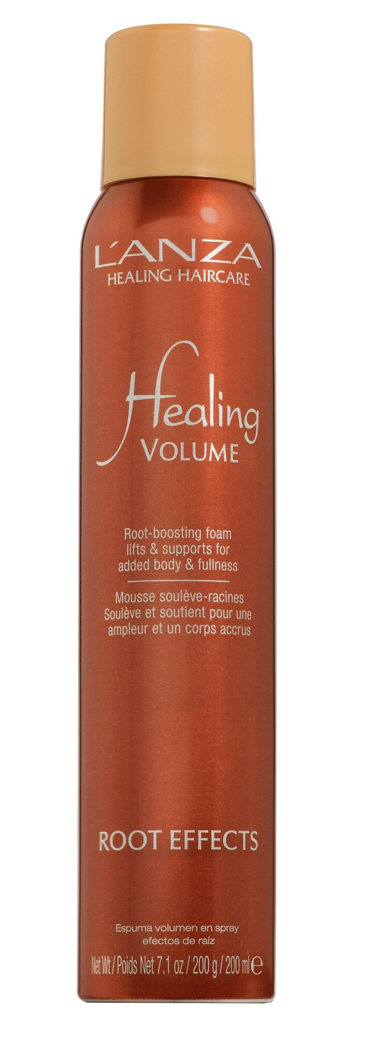 200ml Lanza Healing Volume Root Effects