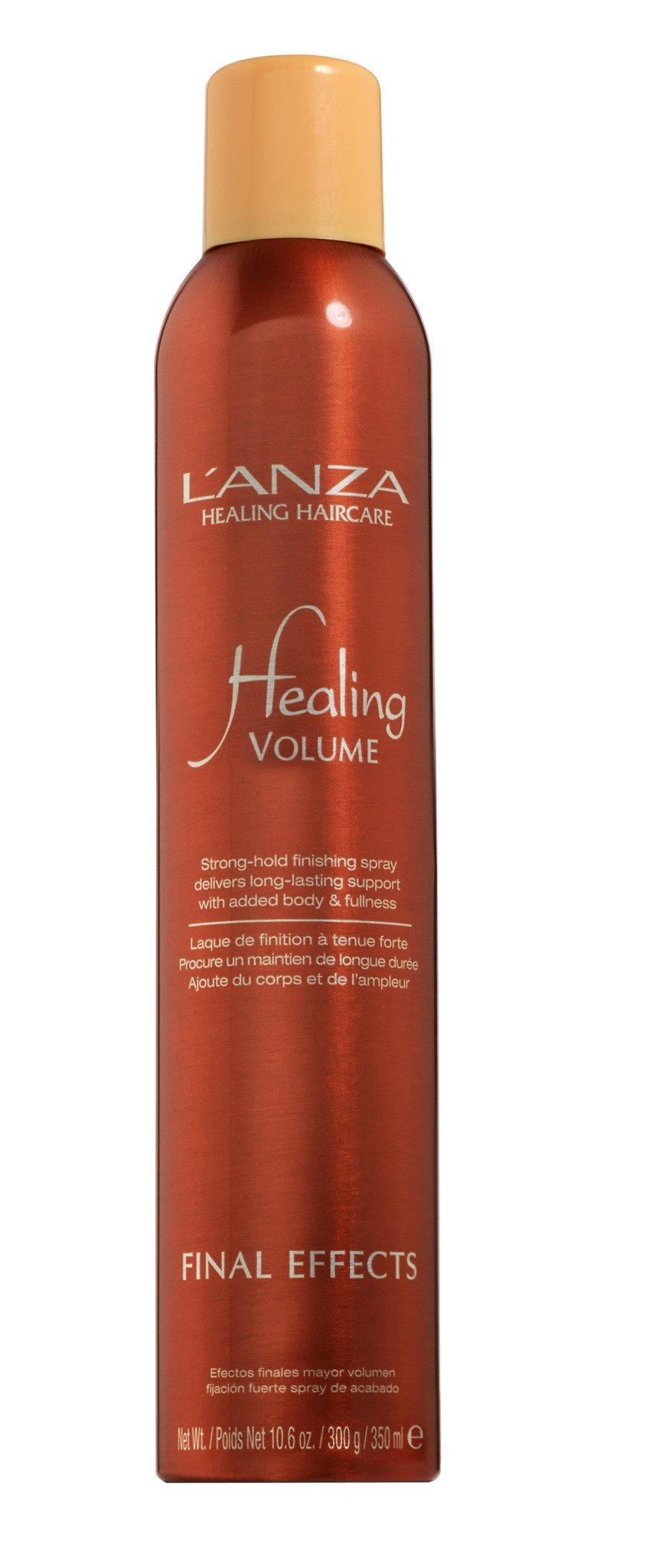 350ml Lanza Healing Volume Final Effects