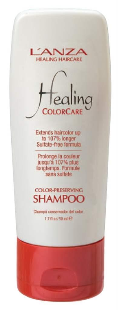 50ml Lanza Healing Colorcare Color Preserving Shampoo