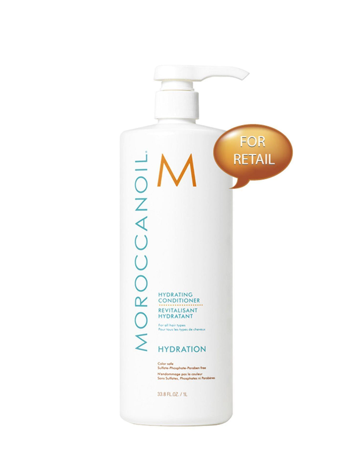Litre Moroccanoil Hydrating Conditioner