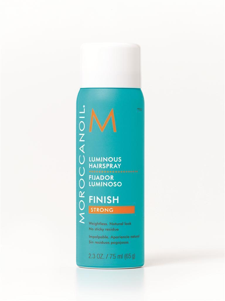 75ml Moroccanoil Luminous Strong Finish Hairspray 2.5oz