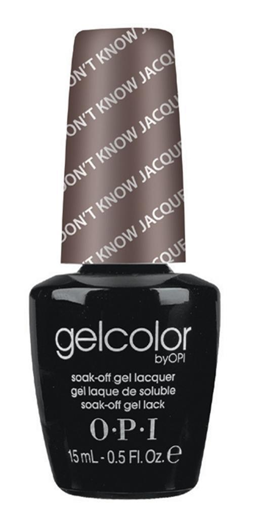 15ml You Don'T Know Jacques! Gelcolor 15ml
