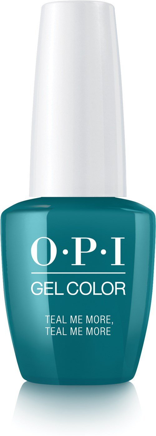 15ml Teal Me More Teal Me More Gelcolor
