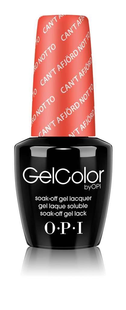 15ml Can'T Afjord Not To Gelcolor