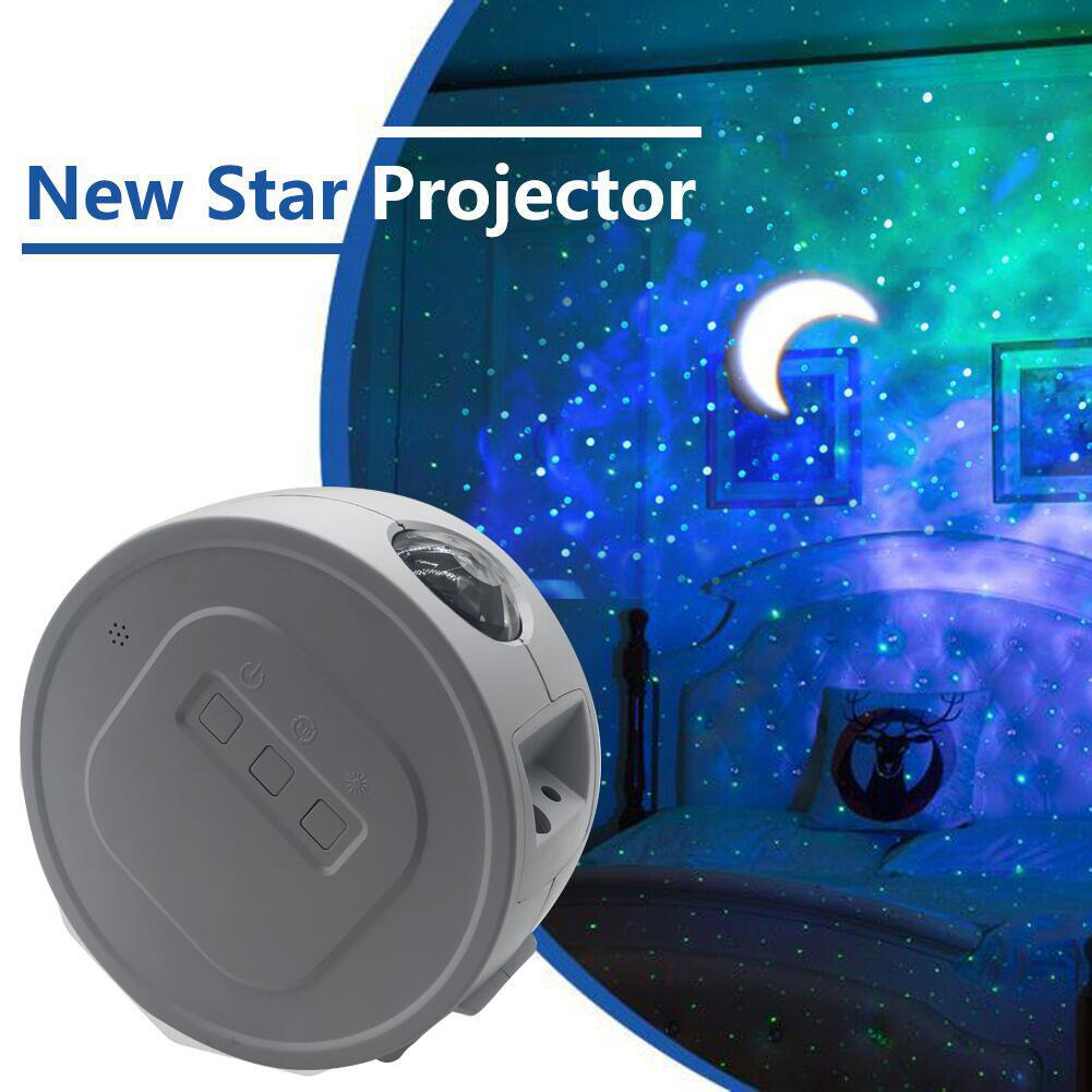 Free Shipping- Galaxy Sound Control Projector