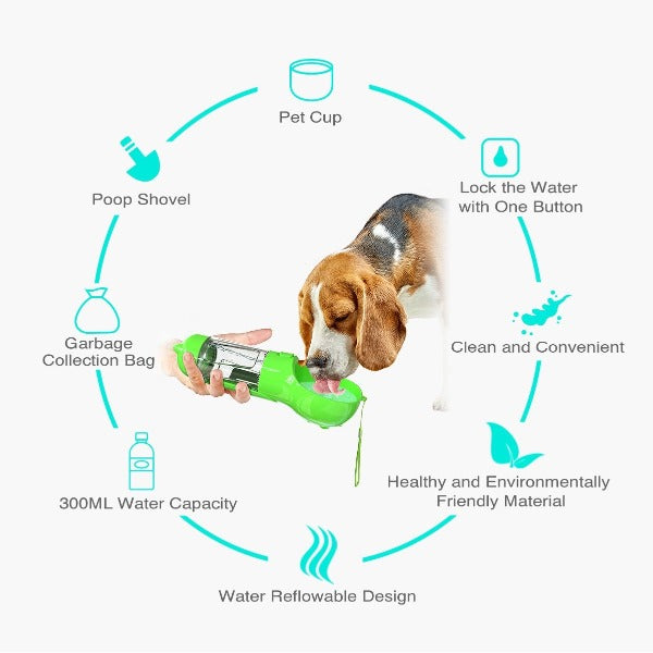 50% Off- Pet Portable Cup
