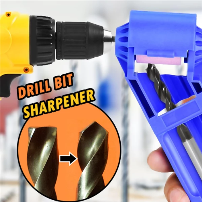 50% Off- Drill Bit Sharpener with Additional Accessories