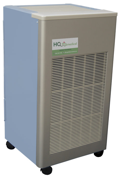 Medical ULPA HEPA CQP900 UVC PCO Air Purification - Portable