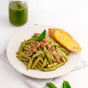 Pesto Penne w/ Chicken