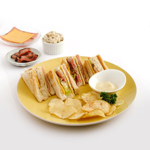 Icebergs Club Sandwich