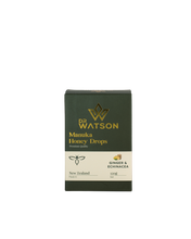 Load image into Gallery viewer, Dr Watson Manuka Honey Drops | Ginger & Echinacea