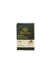 Load image into Gallery viewer, Dr Watson Manuka Honey Drops | Natural Honey & Propolis