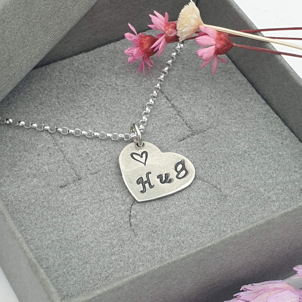 Love hug necklace