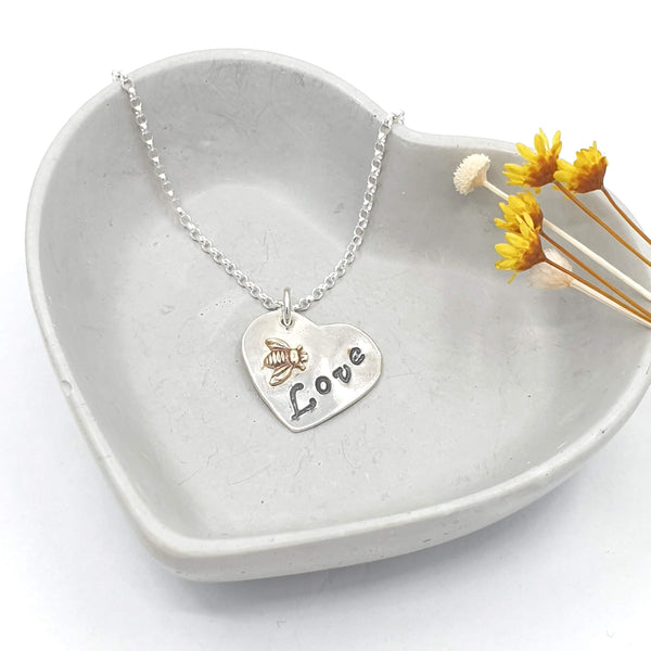 Love Bee necklace