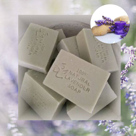 Lavender and French Green Clay Soap