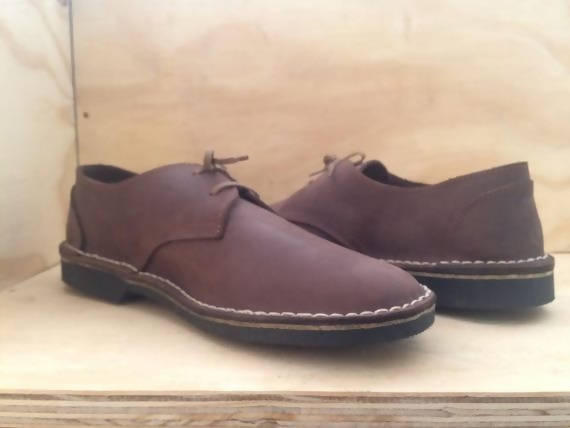 Buffelsfontein Stadstrappers - Vellies / Leather Shoes