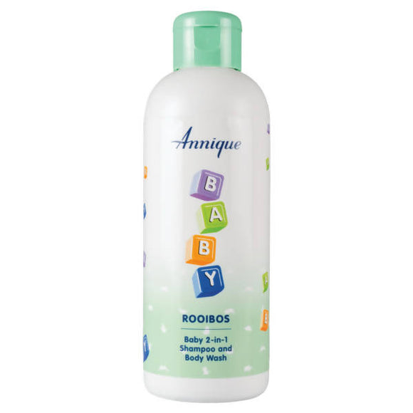Baby 2-in1 Shampoo & Body Wash 200ml