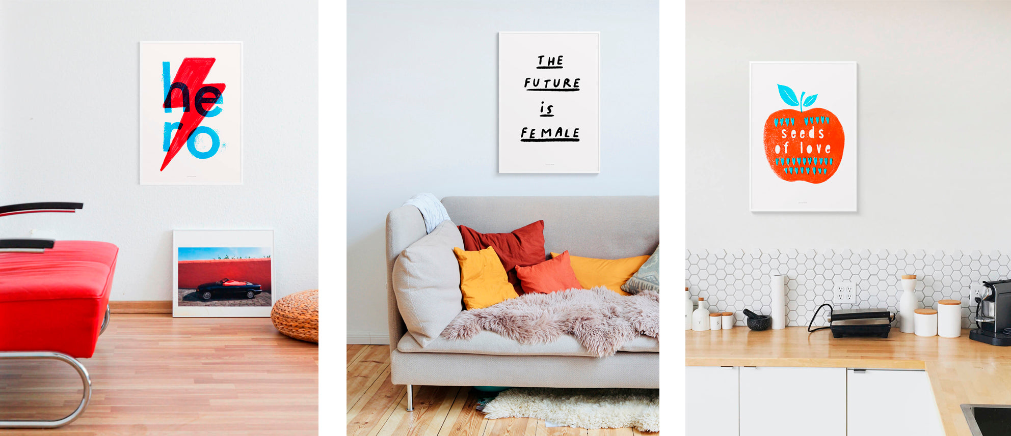 Just Cool Design wholesale prints and posters