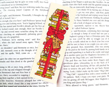 Afbeelding in Gallery-weergave laden, Christmas Bookmark